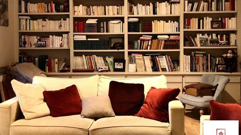 maison-a-vendre-alencon-bibliotheque