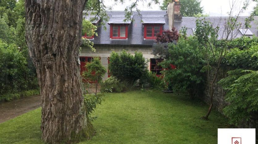 maison-a-vendre-alencon-jardin