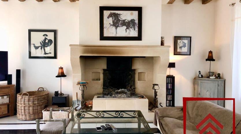 maison-de-ville-a-vendre-belleme-cheminee