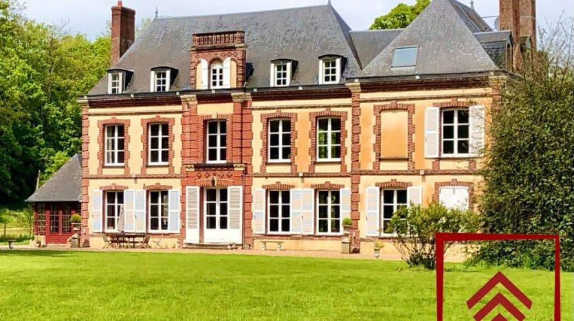 chateau-vendre-laigle-normandie