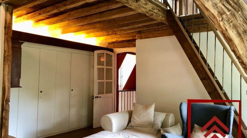 chateau-vendre-laigle-normandie-chambre