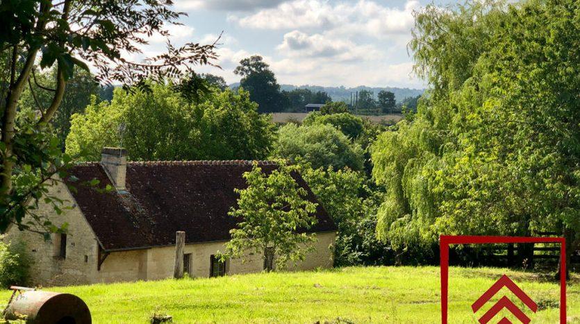 ferme-a-vendre-normandie-restaurer-jardin